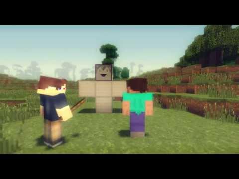 ♪ Zbudujemy Pomnik ♪ A Minecraft Parody Disney Mulan Zrobię Mężczyzn Z Was