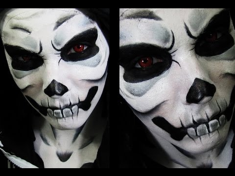 Lich  | Skeleton Makeup