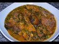 HOW TO MAKE OGBONO SOUP NIGERIAN STYLE OGBONO SOUP ZEELICIOUS FOODS mp3