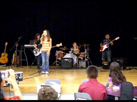 Landrum Elementary Rock Band