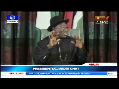 I Have Absolute Power To Suspend Central Bank Governor - Jonathan