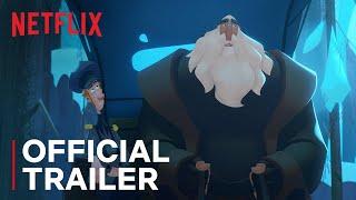 Netflix Official Trailer