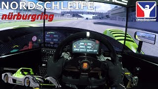 iRacing - Radical SR8 @ Nordschleife [OSW SimuCube + FREX SQ Shifter]