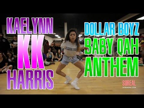 kaelynnharris Choreography | Dollar Boyz babyqah | soreal Pac- Houston, Tx video