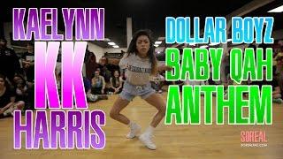 Choreografia by KaelynnHarris   Dollar Boyz @BabyQah   @Soreal PAC- Houston, TX