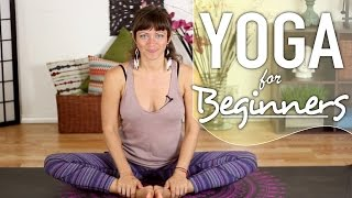 Deep Hip Opening Stretches - Beginners Yoga Sequence