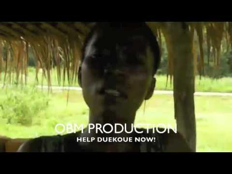 Temoignage d'une veuve a Duekoue, Cote d'Ivoire