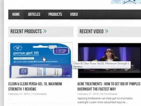 Acne Care Pro - Find Skin Care Products, Video, and Information