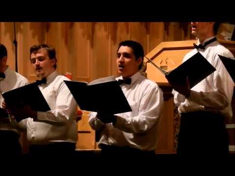 Black Hawk College Chamber Singers ~ Jing ga lye ya
