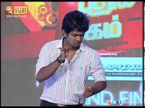 Praveen Kumar In - Kanakanum Kalangal Audition video