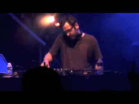 Alex Barck (Jazzanova) at Worldwide Festival 09