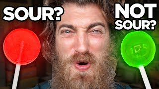 Try Not To Pucker (Sour Challenge)