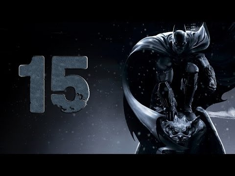 Batman: Arkham Origins #15 (Прохождение Walktrough let's play)