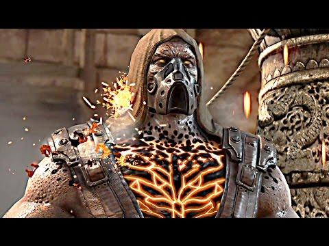 Mortal Kombat X TREMOR 7 Secret Brutalities Hidden Brutality Gameplay