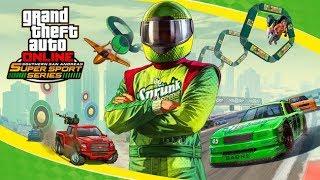 DIRECTO NUEVO DLC Super Sports Series del Sur de SA GTA V Online