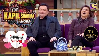 Rishi And Neetu Kapoor, The Modest Couple | Valentine's Week Special | The Kapil Sharma Show