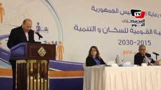 وزير الصحة : سنصل بمعدلات الخصوبة الحالية إلى ١٢٠ مليون نسمة في ٢٠٣٠