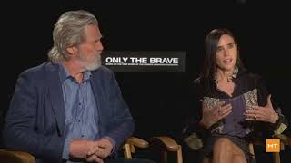 Jeff Bridges and Jennifer Connelly talk about