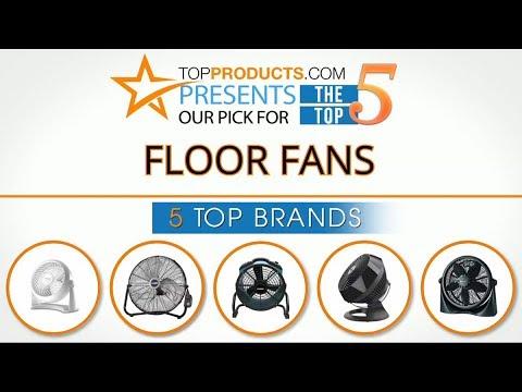 Best Floor Fan Reviews 2017 – How to Choose the Best Floor Fan