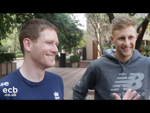 Eoin Morgan and Joe Root on amazing Jason Roy and Jos Buttler