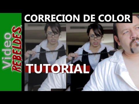 Tip: Como hacer corrección de color rápido en Post producción.