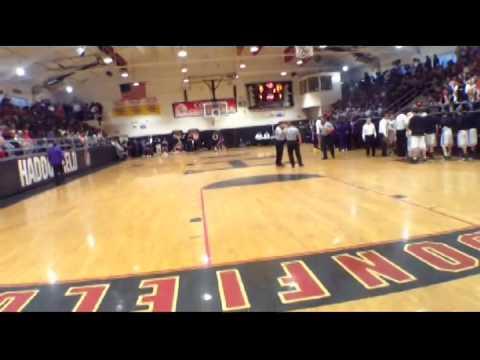 Camden High School vs Haddonfield High School - Basketball