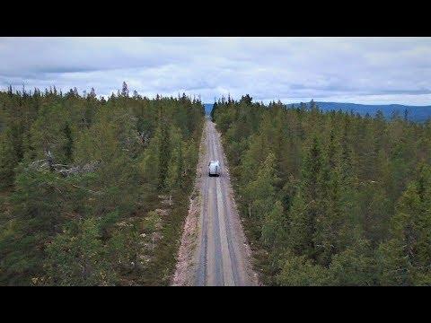 Teil 9 Mercedes-Benz Sprinter4x4: Wir reisen mit unserem Allrad-Camper-Van durch Schweden.