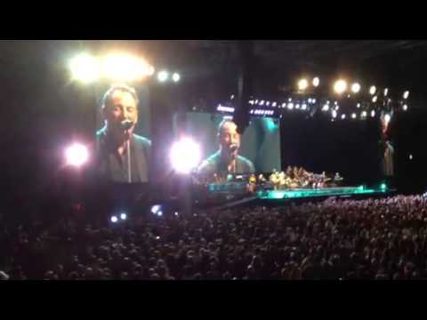 Bruce Springsteen Oslo 29/4/13 Pay Me My Money Down