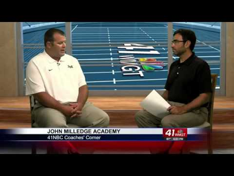 Coaches' Corner: J.T. Wall, John Milledge Academy