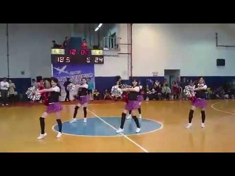 2013台北市航空同業公會籃球聯誼會遠東航空空姐時代舞蹈表演