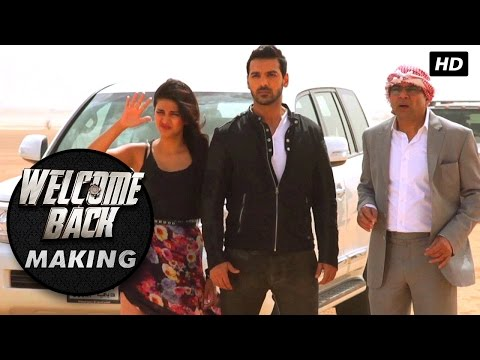 Making Of (Daawat-E-Ret) |Shooting In The Arabian Desert!
