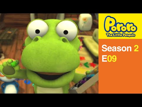 Pororo S2 09 crong The Great Painter video