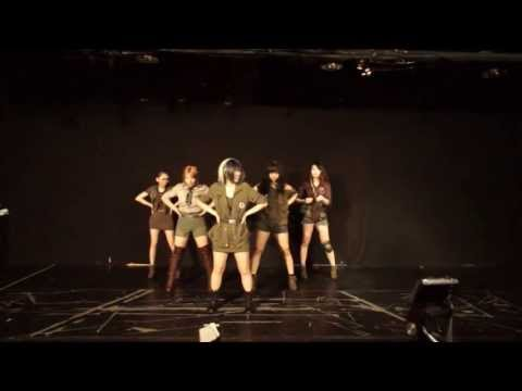 [sweetness] 3 Dimension Only- 4 Minute -i My Me Mine Dance Cover video
