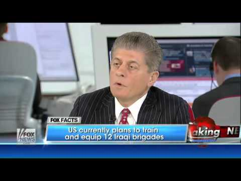 Judge Napolitano: Obama's AUMF Sending Ground Troops Back To Iraq
