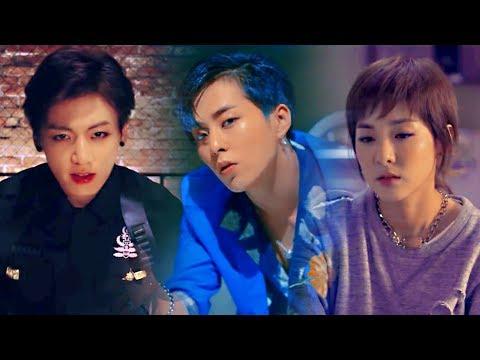 EXO, BTS, 2NE1 - KO KO BOP X 쩔어 DOPE X COME BACK HOME (MASHUP)