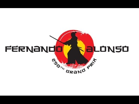 Homenaje Fernando Alonso 250 GP