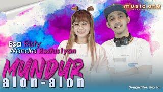 Cover Lagu - Esa Risty - MDUR ALON ALON feat Wandra   ONE