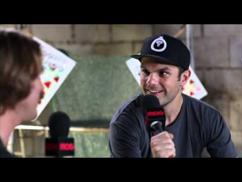 SETH SENTRY - Groovin The Moo 2013 Interview BPMTV