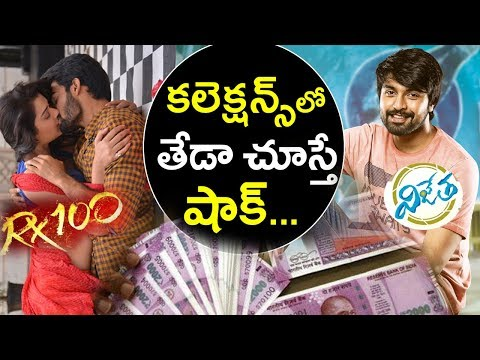 RX 100 Vs Vijetha Movie 1st day Box Office Collections | Karthikeya | Kalyan Dhev | Tollywood Nagar