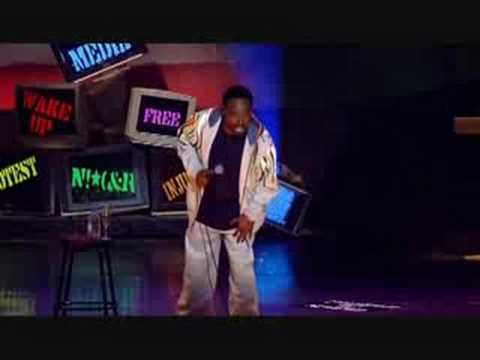 Eddie Griffin: Real story on the N word