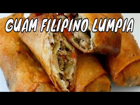Guam recipes - Guam lumpia recipe