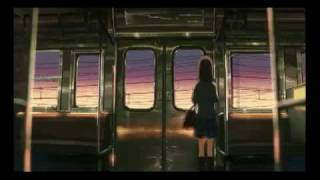 5 Centimeters Per Second~ Gravity - Sarah Bareilles