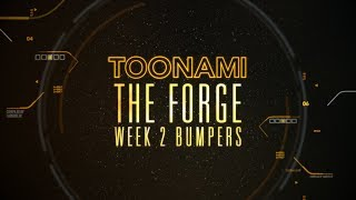 Toonami - The Forge Week 2 Bumpers (HD 1080p)