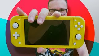 The only reason to get a Switch Lite: full review