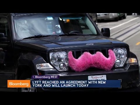 Lyft Says It Will Begin NYC Service Tonight