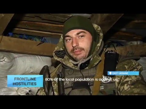 East Ukraine Conflict: Despite cold winter, the war here remains as hot as ever