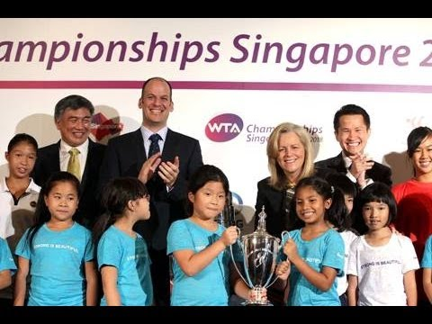 2014+ WTA Championships Announcement Press Conference