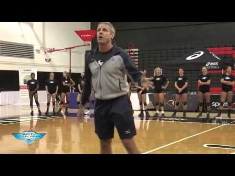 AVCA Video Tip of the Week: Passing Technique with Karch Kiraly
