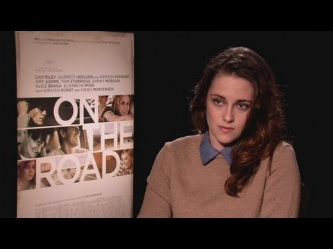 Kristen Stewart interview: On The Road actress talks crazy dancing