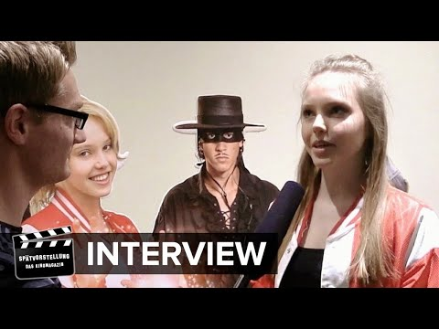 Kinomagazin-Spezial: Lina Larissa Strahl im Interview